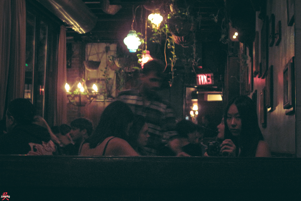 Joey Ng Lil Frankies East Village New York 2015
